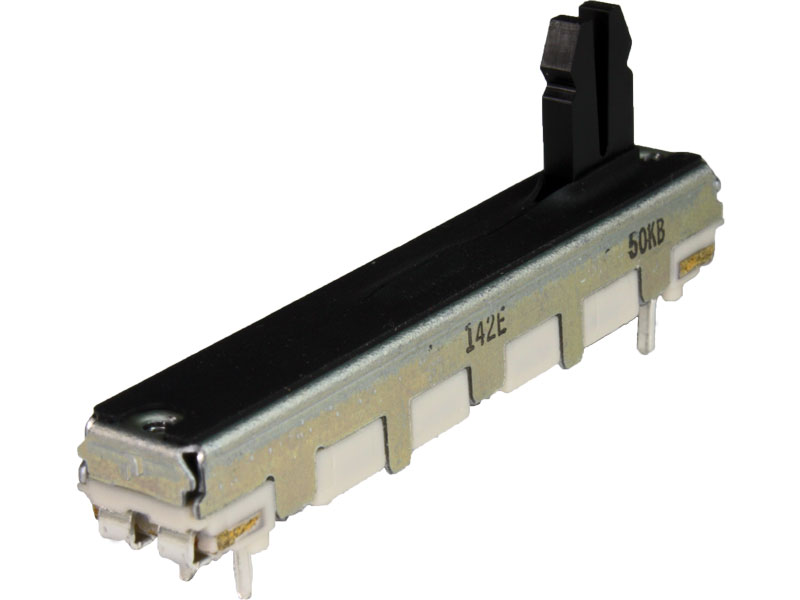 Alps Slide Potentiometer Fader Rs30111 50k Linear Single